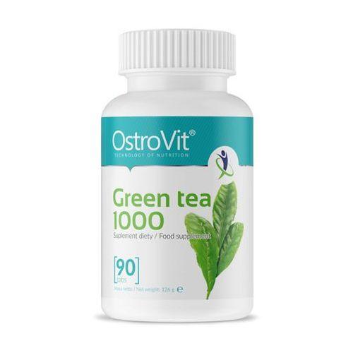 Ostrovit Green tea 90 tabletek