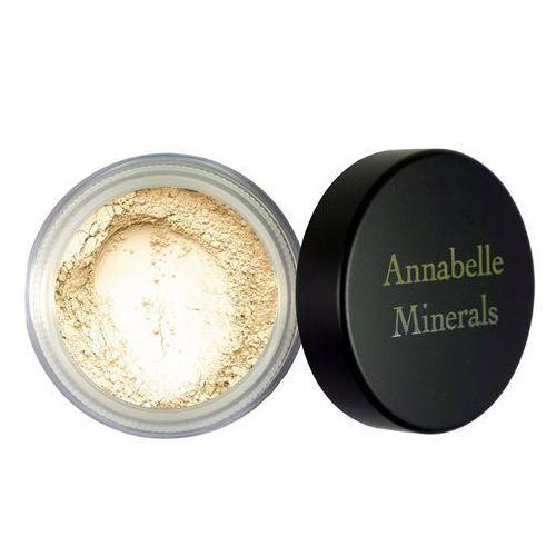 Annabelle Minerals - Mineralny podkład matujący - 10 g : Rodzaj - Sunny light