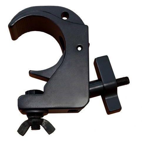 Duratruss Snap Clamp/B - hak aluminiowy czarny na rurę fi 50