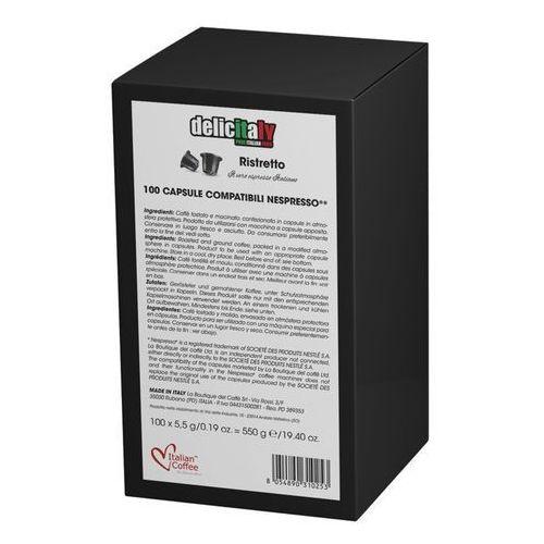 Ristretto kapsułki do Nespresso – 100 kapsułek (8054890310253)