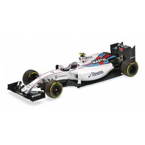 Minichamps Williams martini racing mercedes fw38 #77 valtteri bottas 2016 - darmowa dostawa!!!