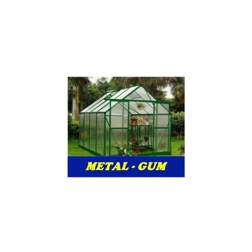 Szklarnia ogrodowa poliwęglan 7,05m2 marki Metal-gum