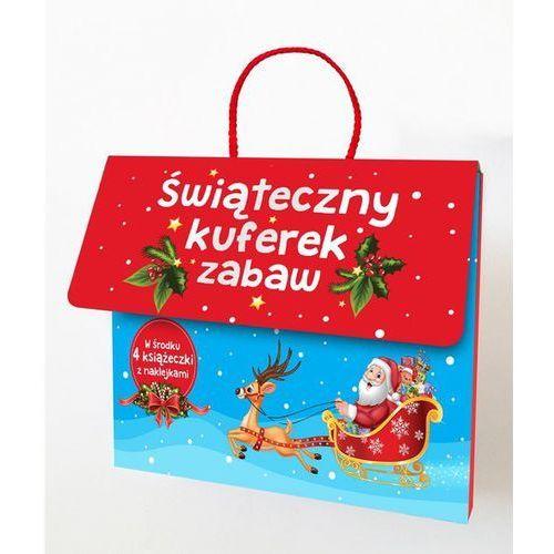 Świąteczny kuferek zabaw - Jeśli zamówisz do 14:00, wyślemy tego samego dnia. Darmowa dostawa, już od 99,99 zł. (9788328046658)
