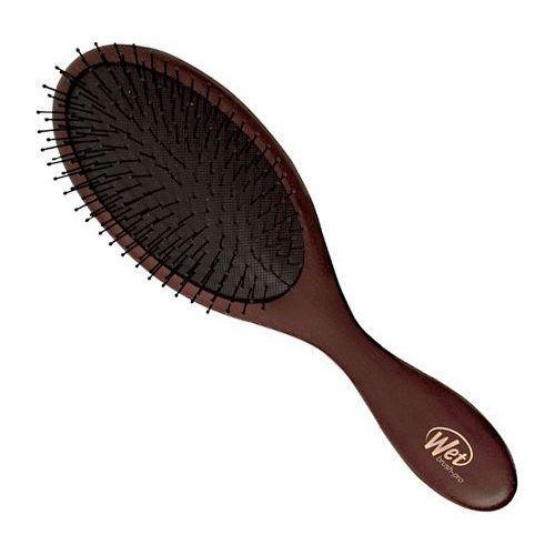 Wet brush naturals medium wood   szczotka do włosów - ciemny drewniany brąz