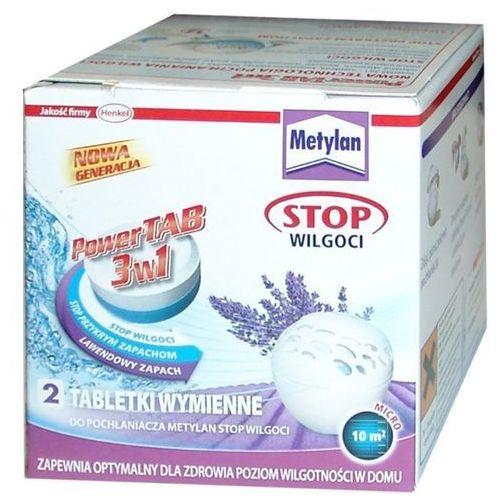 Henkel Stop Wilgoci Tabletki wymienne 2x300g, lawenda (1807198) - produkt z kategorii- Osuszacze powietrza