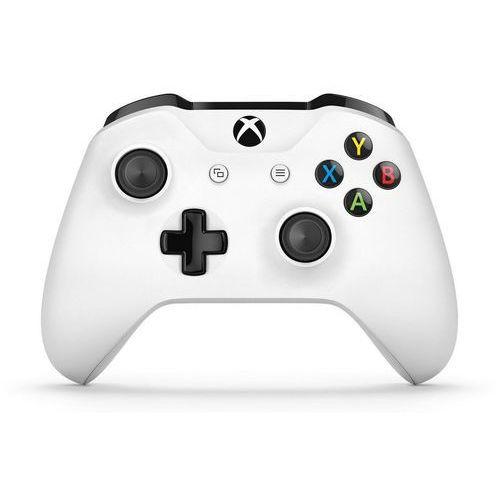 Kontroler bezprzewodowy MICROSOFT TF5-00004 Biały do Xbox One, AGMICXBKMP00021