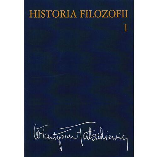 Historia filozofii Tom 1. Filozofia starożytna i średniowieczna, PWN