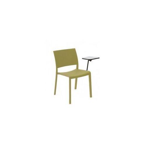 Krzesło konferencyjne Fiona Resol z pulpitem