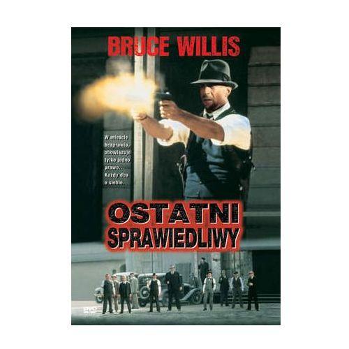 Ostatni sprawiedliwy (DVD) - Walter Hill DARMOWA DOSTAWA KIOSK RUCHU (7321909045071)