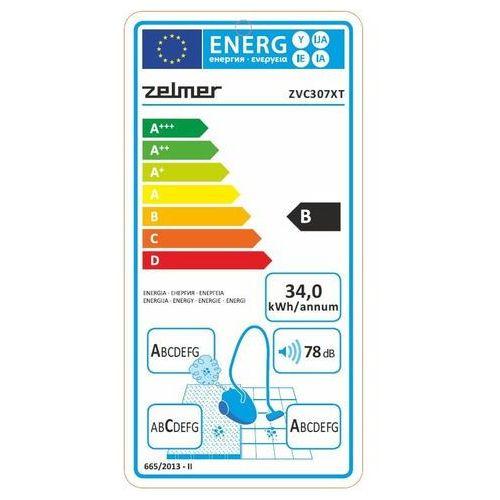 Zelmer ZVC307XT