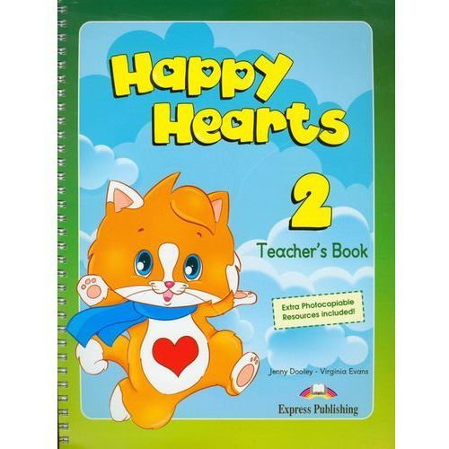 Happy Hearts 2 Teacher's Book, oprawa miękka