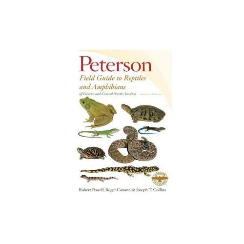 Peterson Field Guide to Reptiles and Amphibians of Eastern and Central North America (9780544129979)