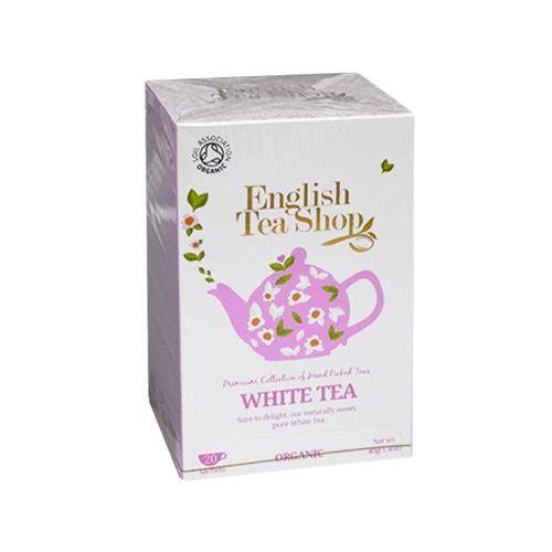 Ets white tea 20 saszetek marki English tea shop