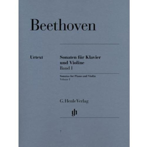 PWM Beethoven Ludwig van - Sonaty skrzypcowe z. 1