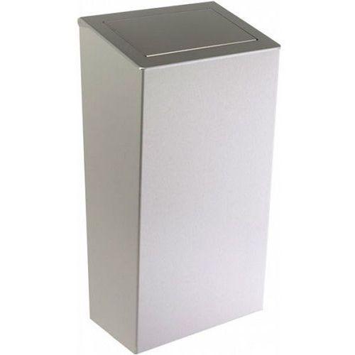 Kosz na śmieci z pokrywą wiszący 30l SNM - produkt dostępny w OLE.PL Profesjonalne Rozwiązania Higieniczne