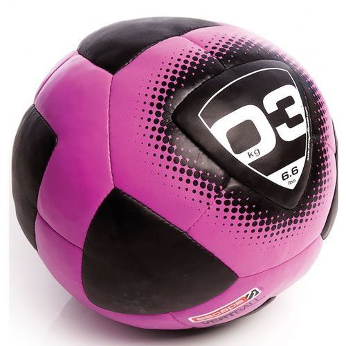 Piłka Vertball 3 kg / Gwarancja 24m / NEGOCJUJ CENĘ ! - oferta [55d4d4a47fe3a4d6]