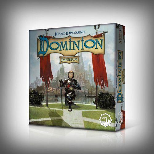 Games factory publishing Dominion: imperium gfp