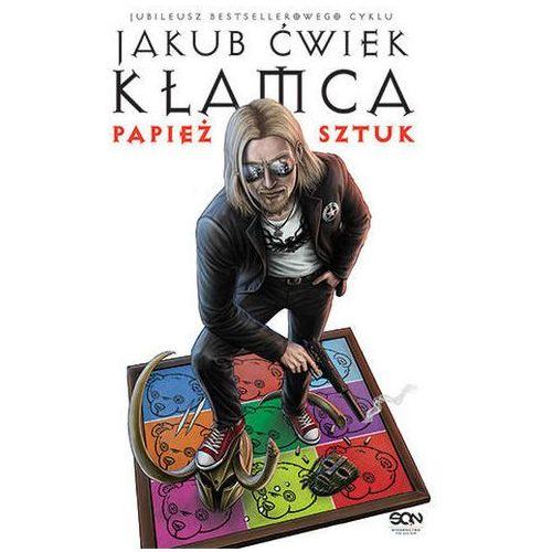 Kłamca Papież sztuk - Jakub Ćwiek (2015)