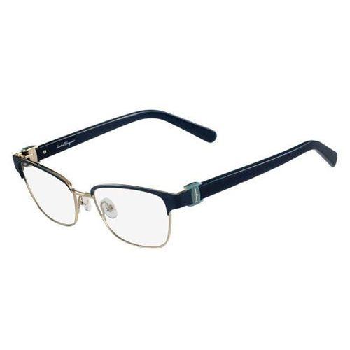 Okulary korekcyjne sf 2148 451 marki Salvatore ferragamo