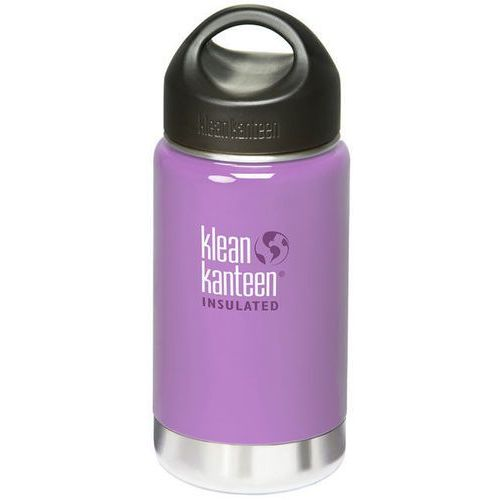 Termos Wide Insulated 355ml Lawendowy - Fioletowy, Klean Kanteen z Milworld