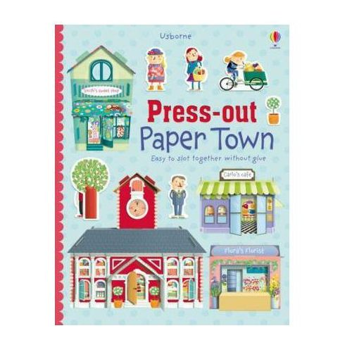 Press - Out Paper Town (9781409565239)