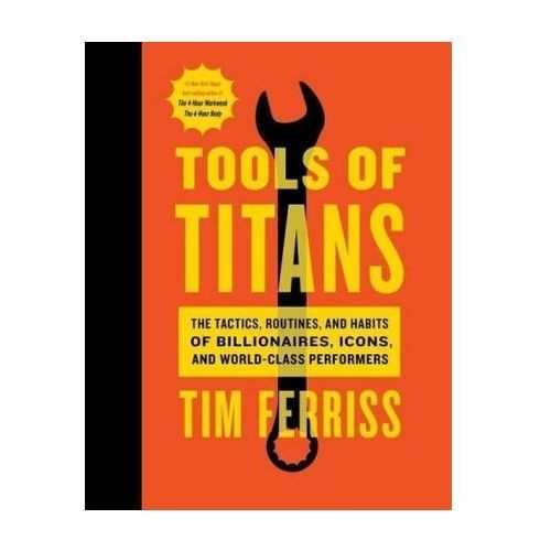 Tools of Titans (9781328683786)