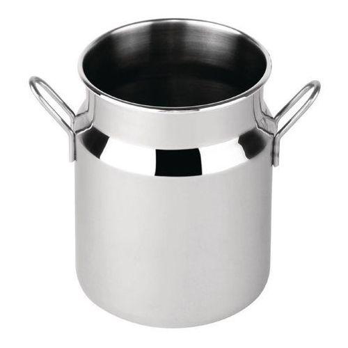 Duża bańka na mleko ze stali nierdzewnej | 400ml