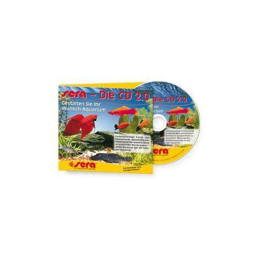 SERA CD Sam Zaprojektuj Swoje Akwarium - poradnik na płycie CD 0,100 kg