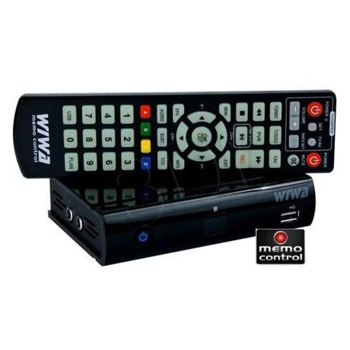 Wiwa HD 80 Mini z kategorii [dekodery telewizji cyfrowej]
