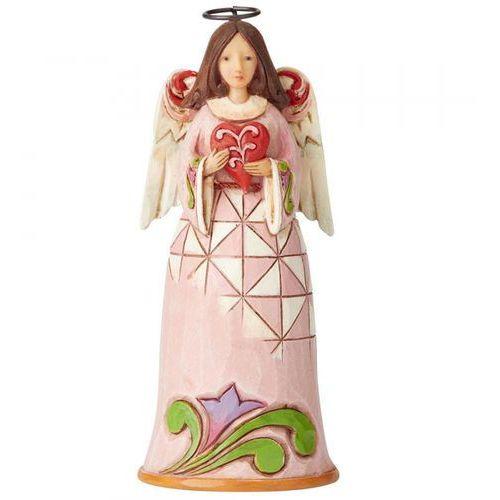 Anioł miłości mini love angel 6003984 figurka dewocjonalia marki Jim shore