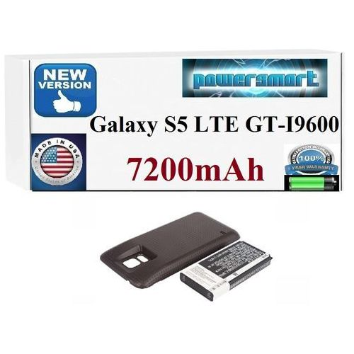 Samsung galaxy s5 lte gt-i9600 eb-b900bc 7200mah marki Powersmart
