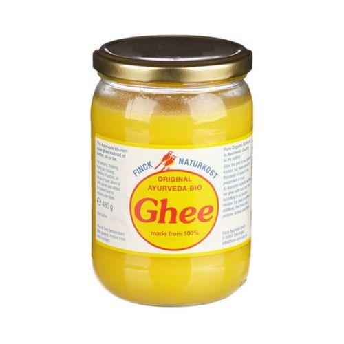 Finck naturkost 480g ghee masło klarowane bio
