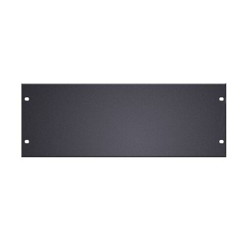 Adam Hall Parts 8724 - Panel z otworami do szafy rack, 19″, 4U, aluminium