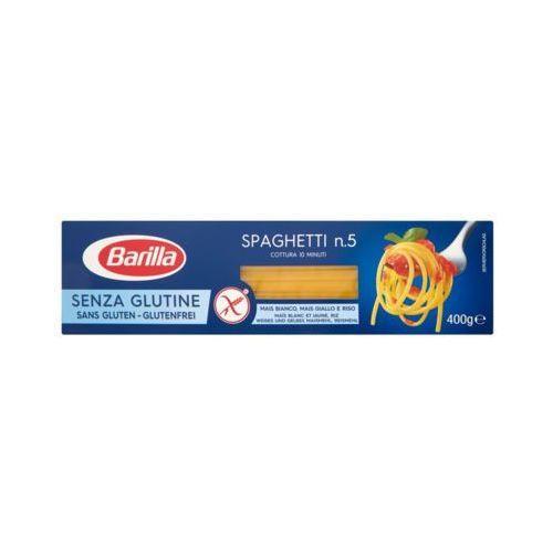 400g spaghetti n.5 makaron bezglutenowy marki Barilla