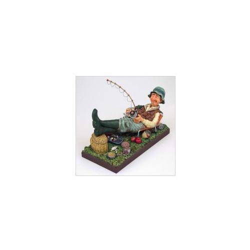 Guilermo forchino Figurka wędkarz - (fo85503)