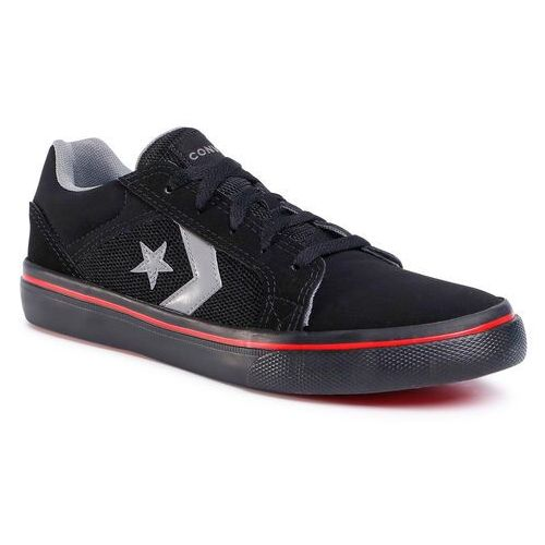 Converse Tenisówki - el distrito 2.0 ox 167124c black/mason/university red