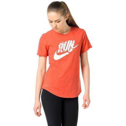 Koszulka Nike Run Orgametric Swoosh Tee 776636-672, 1 rozmiar