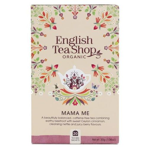 Herbatka Mama Me 20x1,5 g BIO 30 g English Tea Shop
