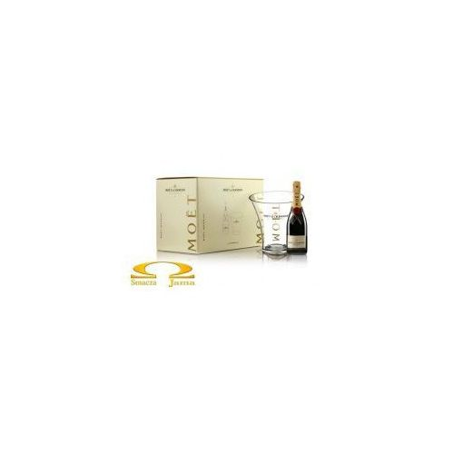 Szampan Moët & Chandon Imperial Gift Box 0,75l x6 + Ice Bucket
