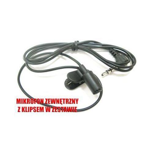 Dyskretny Mikrofon Zewnętrzny (średnica 5mm!) do Rejestratorów Dźwięku/Dyktafonów. - sprawdź w wybranym sklepie