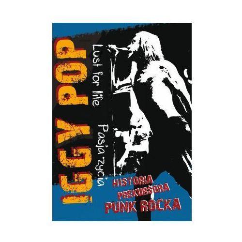 Iggy Pop - Pasja życia (DVD) - Agencja Artystyczna MTJ OD 24,99zł DARMOWA DOSTAWA KIOSK RUCHU, 68366002101DV (1987429)