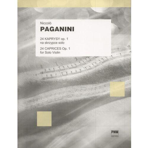 paganini niccolo - 24 kaprysy op. 1 na skrzypce marki Pwm