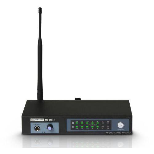 mei one 3 t nadajnik do bezprzewodowego, dousznego systemu monitorowania ld mei one3 864,900 mhz marki Ld systems