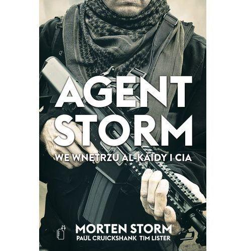 Agent Storm - Storm Morten, Cruickshank Paul, Lister Tim, Black Publishing