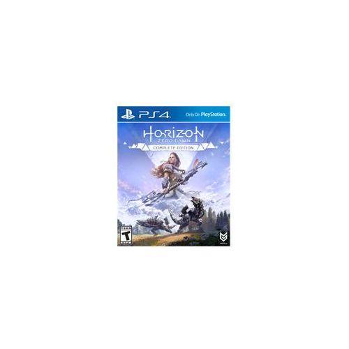 Horizon Zero Dawn Complete Edition PL PS4