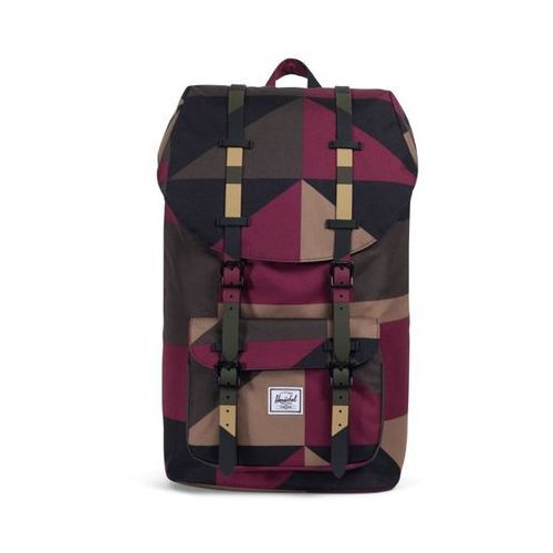 Plecak Herschel Little America Backpack [10014-02349] - Black (0828432228034)