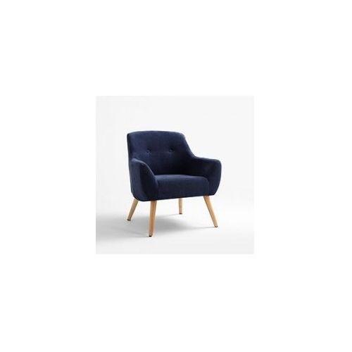 Fotel styl skandynawski Customform BETTY- różne kolory tapicerki