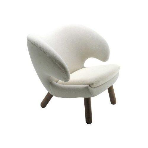 Fotel FLAMING - inspirowany proj. Pelican Chair - szary