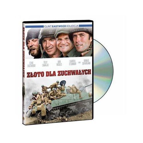 Złoto dla zuchwałych (DVD) - Brian G Hutton