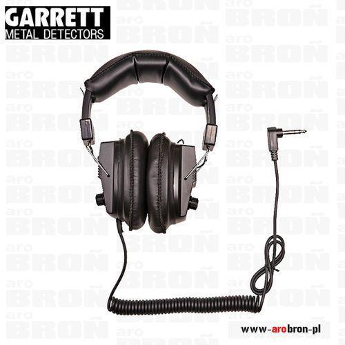 Słuchawki Garrett Master Sound do wszystkich wykrywaczy firmy Garrett ze sklepu www.arobron.pl